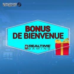 bonus et promotions RTG